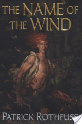 Review of The Name of the Wind by Patrick Rothfuss