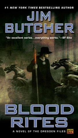Review of Blood Rites by Jim Butcher