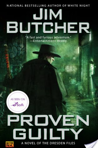 Review of Proven Guilty by Jim Butcher