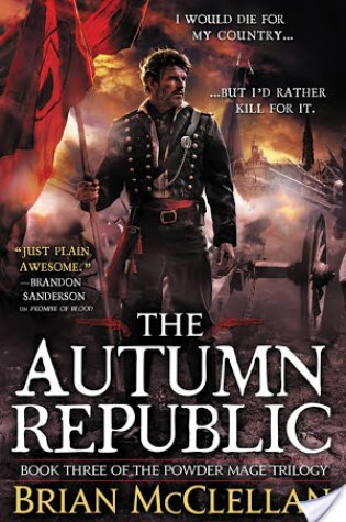 Review of The Autumn Republic by Brian McClellan
