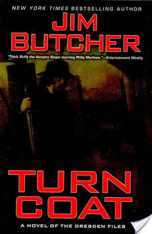 Review of Turn Coat by Jim Butcher