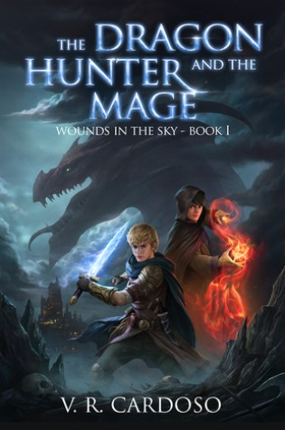 Review of The Dragon Hunter and the Mage by V.R. Cardoso