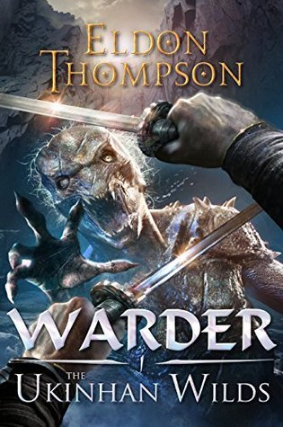 Book Review for The Ukinhan Wilds by Eldon Thompson