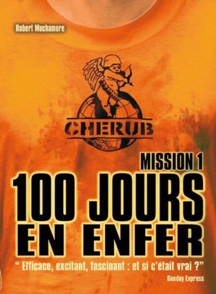 100_jours_en_enfer_Cherub_Mission_1