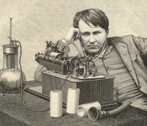Thomas Edison, the father of R&D.
