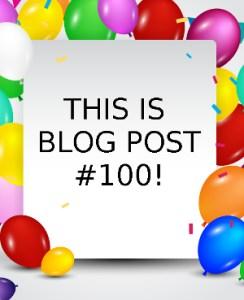 100th Post 300
