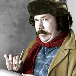 Lucky Dog: Ignatius Reilly from A Confederacy of Dunces.
