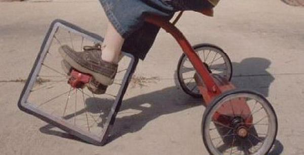Reinventing Wheels