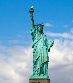 Liberty and The Majority Illusion