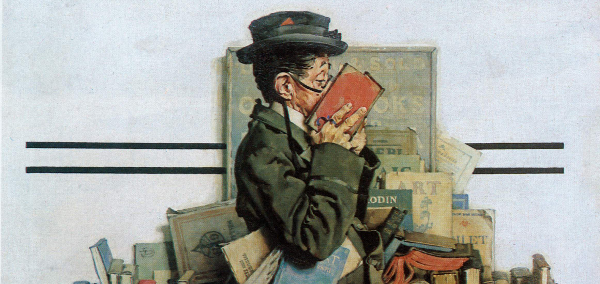 Return of the Bookscrounger