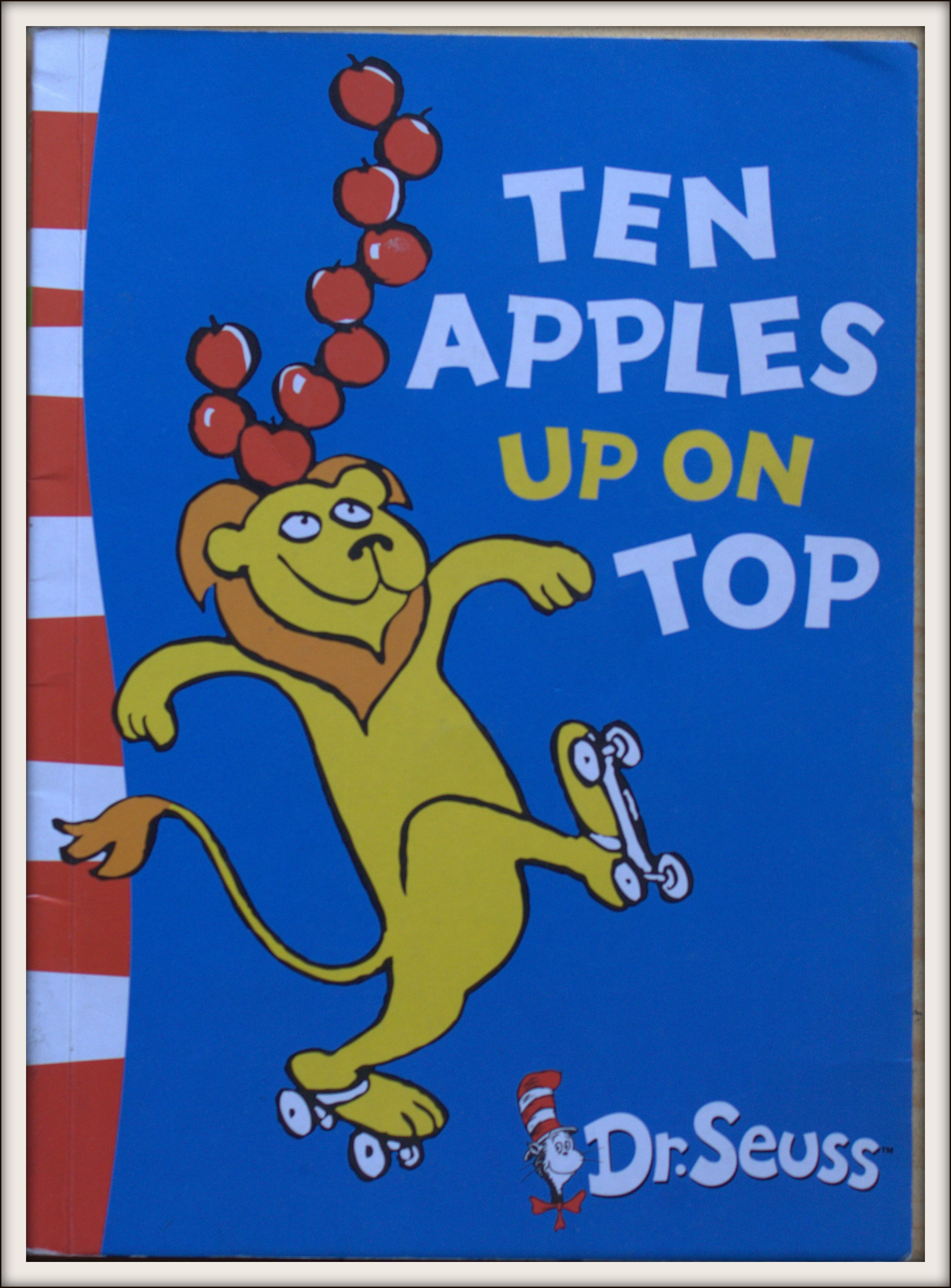 Books Mama Ten Apples Up On Top