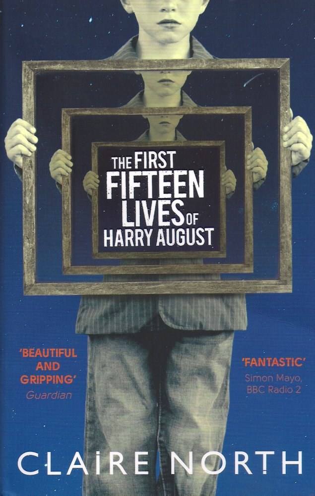 Image result for the first fifteen lives of
