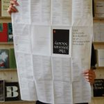Louise O'Hare (behind the London Bookshp Map
