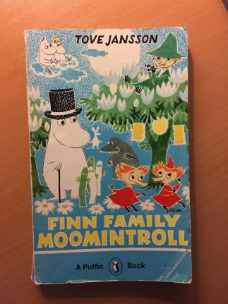 Finn Family Moomintroll front cover