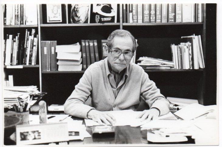 José Petronilo de Santa Cruz at Livraria Duas Cidades