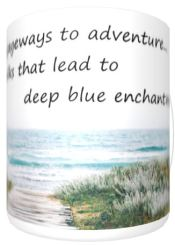 forests leading to enchantment mug
