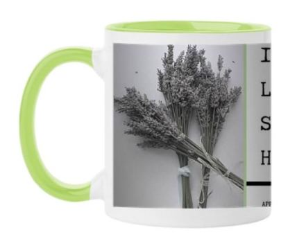 Lavender Herbs to steal mug lime celery front