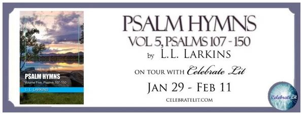 Psalms and Celebrate Lit Book Launch Tour