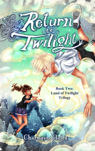 Book cover Return to Twilight