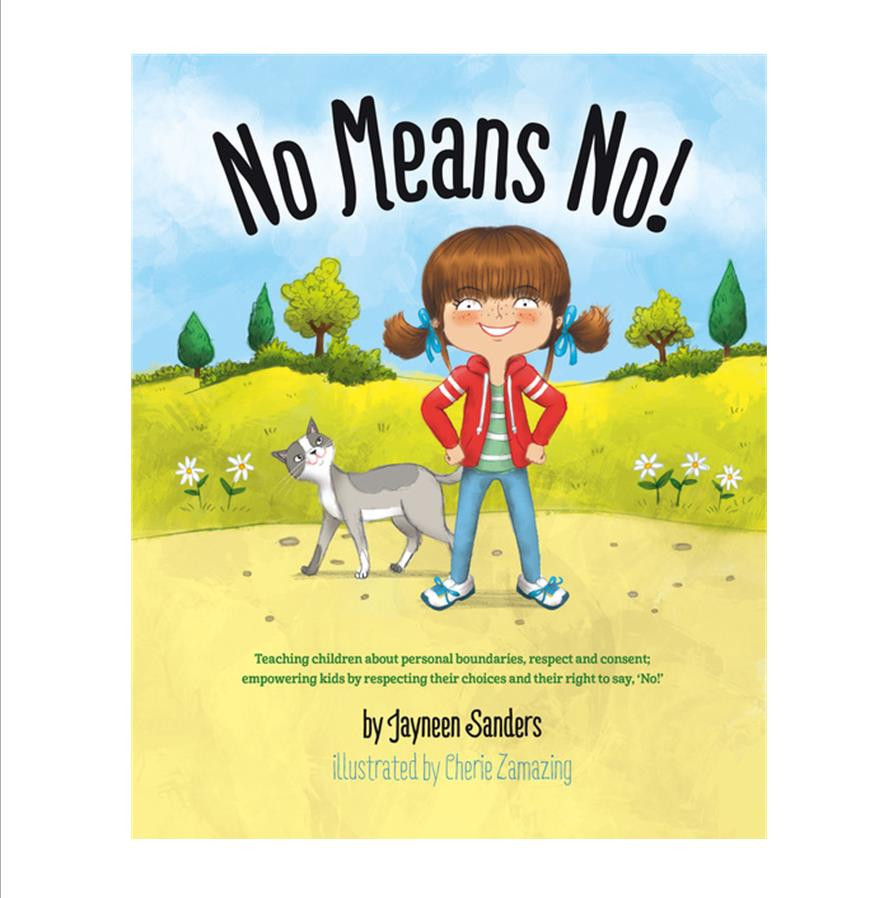 Book Cover Image for No Means No! (Personal Boundaries)