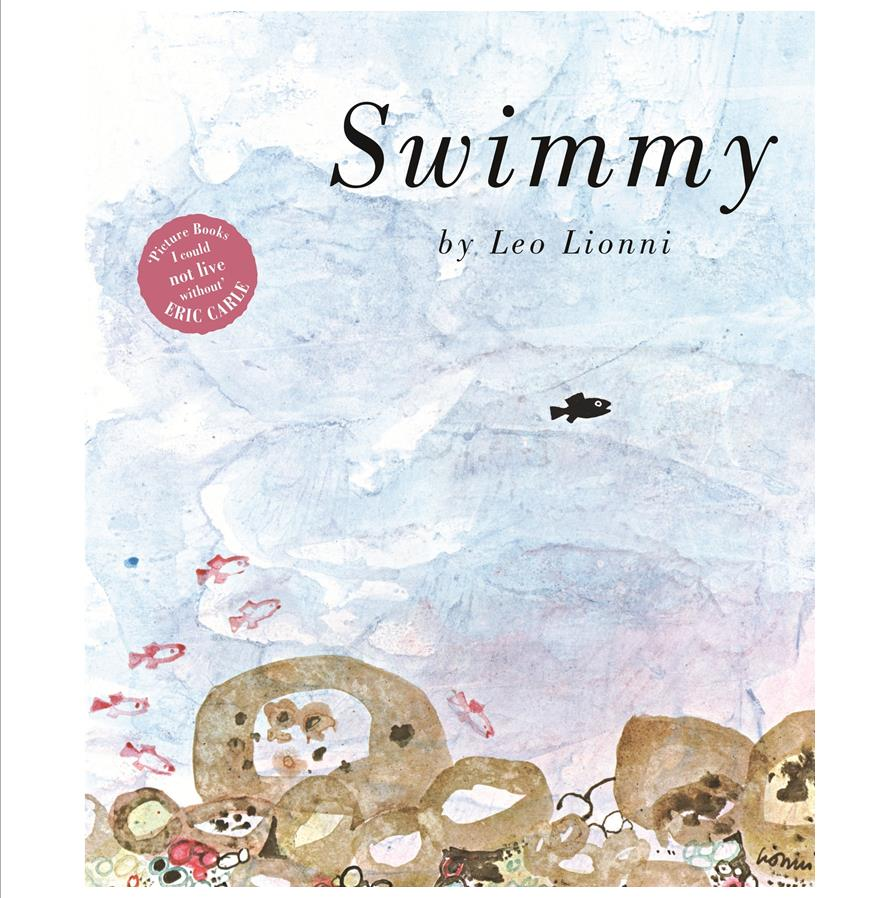 Book Cover Image for Swimmy