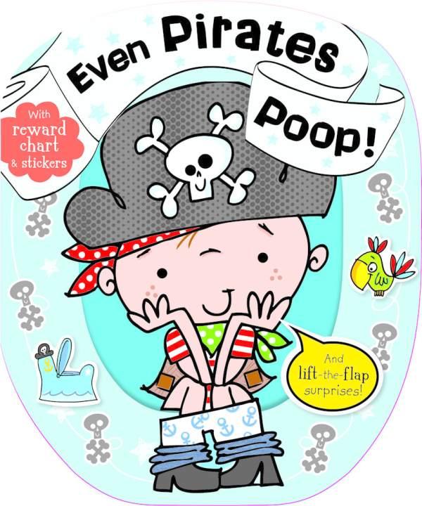Even Pirates Poop!