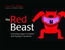 Book Cover Image for The Red Beast: Controlling Anger in Children with Asperger's Syndrome