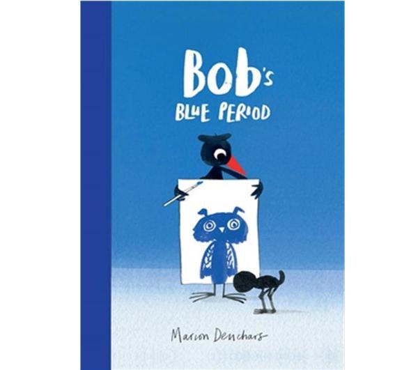 Bob's Blue Period (feeling sad, feeling down)