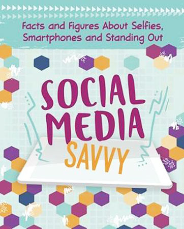 Book Cover Image for Social Media Savvy