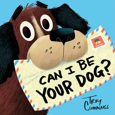 Book Cover Image for Can I Be Your Dog?