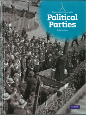 Book Cover Image for Political Parties