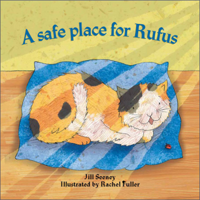 Book Cover Image for A Safe Place for Rufus