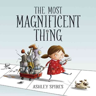Book Cover Image for The Most Magnificent Thing