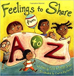 Book Cover Image for Feelings to Share from A to Z