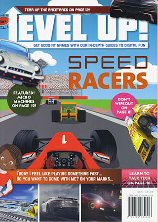 Book Cover Image for Level Up!: Speed Racers