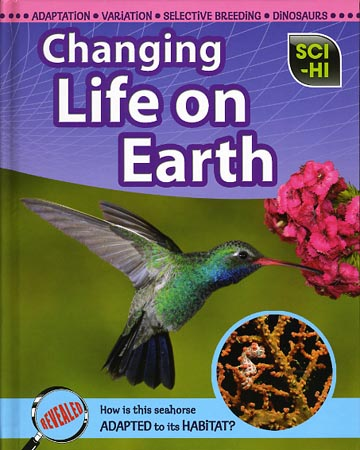 Changing Life on Earth