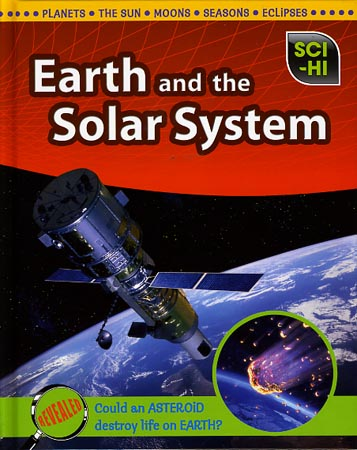 Book Cover Image for Earth and the Solar System