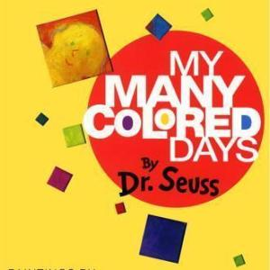 My Many Colored Days Board Book