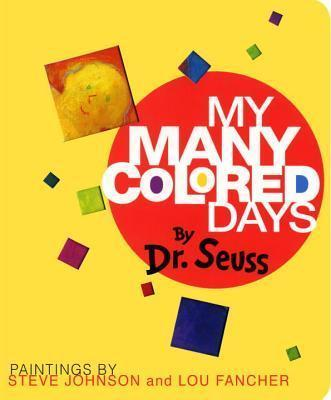 Book Cover Image for My Many Colored Days