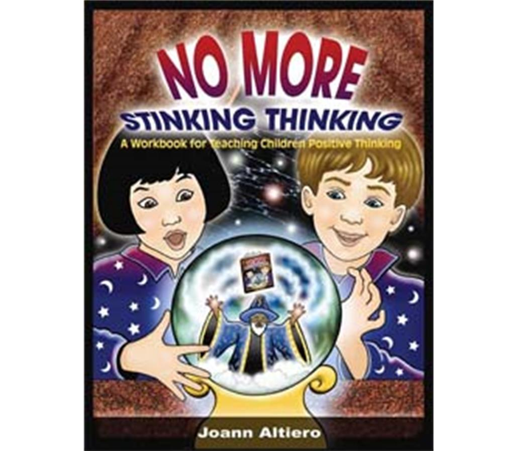 Book Cover Image for No More Stinking Thinking
