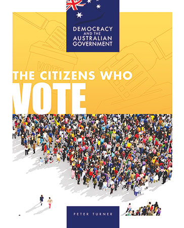 Book Cover Image for The Citizens Who Vote