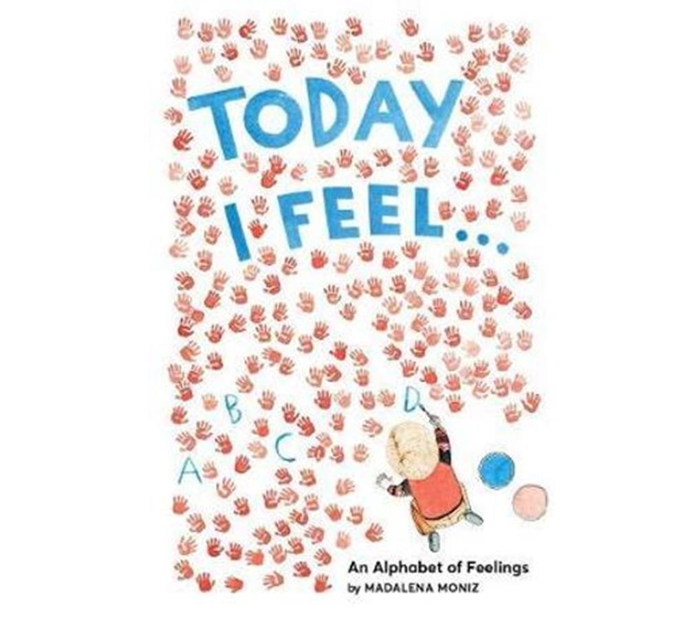 Book Cover Image for Today I Feel…