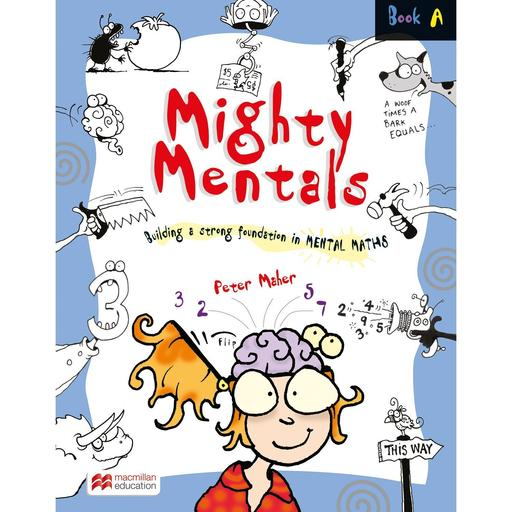 Book Cover Image for Mighty Mentals Book A