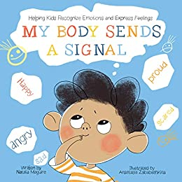 Book Cover Image for My Body Sends A Signal