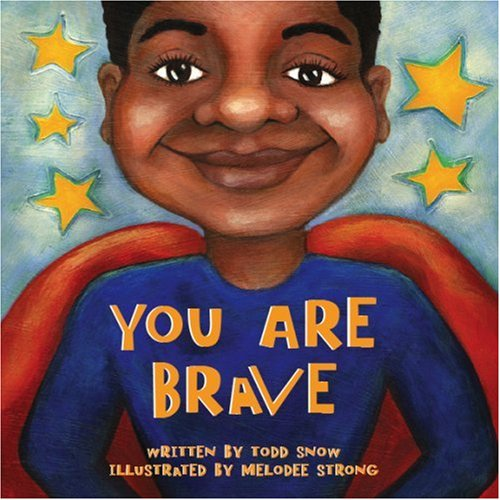 Book Cover Image for You Are Brave