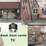 BOOKSHOP LOVER TV 19回目は大阪・平野町の「FOLK old book store」です!!