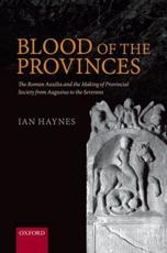 ISBN: 9780199655342 - Blood of the Provinces