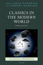 ISBN: 9780199673926 - Classics in the Modern World