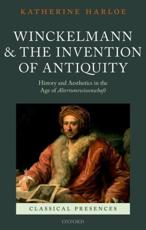 ISBN: 9780199695843 - Winckelmann and the Invention of Antiquity