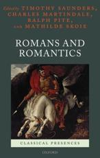 ISBN: 9780199588541 - Romans and Romantics